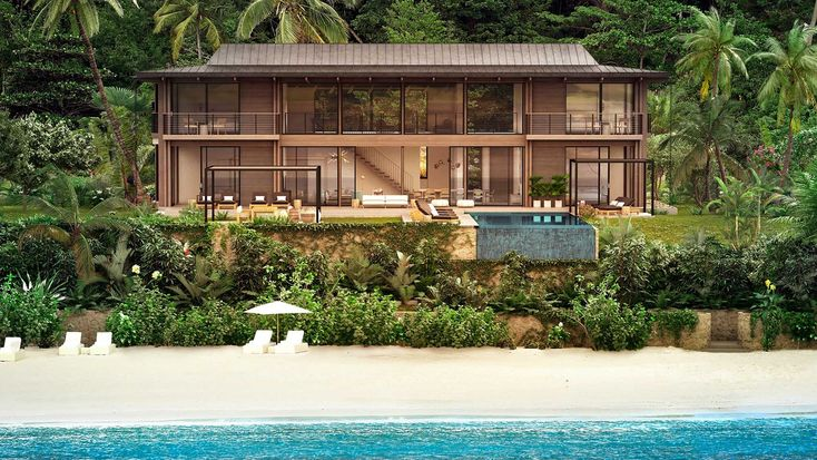 Four-bedroom homes now available at Viceroy resort in St. Lucia: Travel Weekly