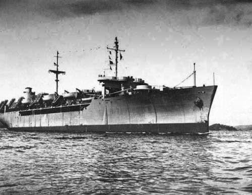 "In February 1948, distress calls were picked up by numerous ships near Indonesia from the Dutch freighter SS Ourang Medan. The chilling message was, ""All officers including captain are dead lying in chartroom and bridge. Possibly whole crew dead."" This message was followed by indecipherable Morse code then one final grisly message… ""I die."""