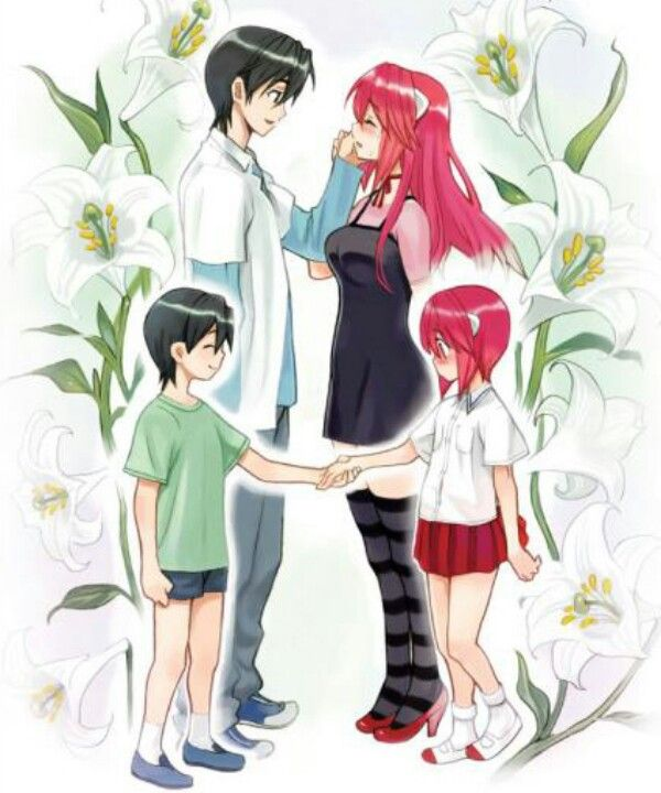 Love between time (Elfen Lied)