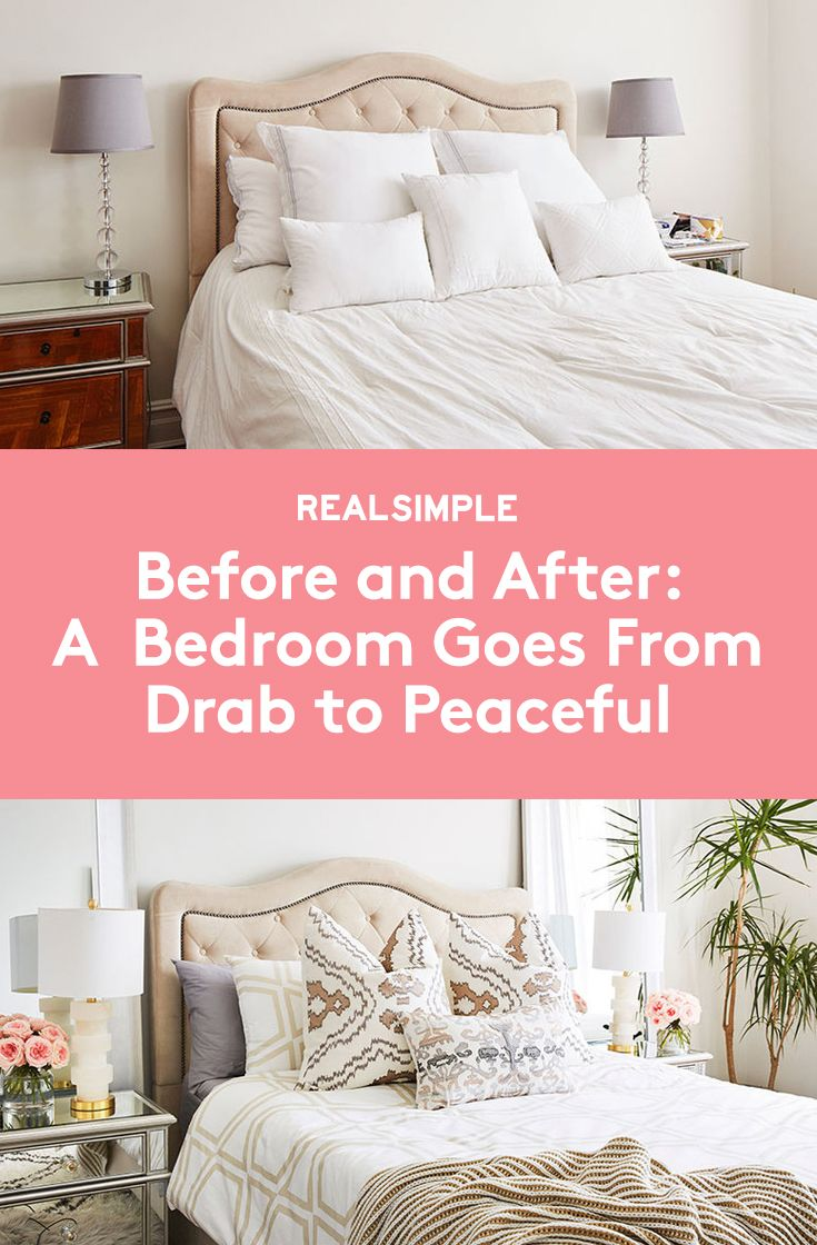 Peaceful Bedroom Decorating
