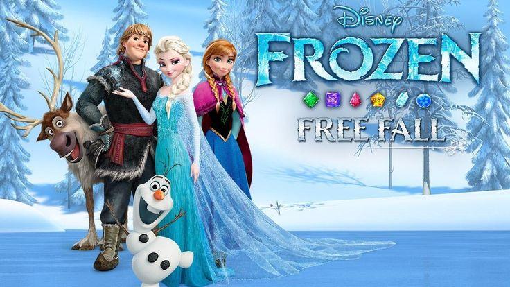 Frozen cartoon    Frozen trailer let it go