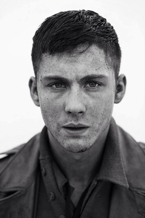 Logan lerman - fury