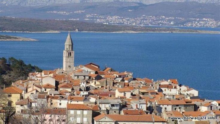 Urocze i czarujące miasteczko Vrbnik niezwykle popularne w regionie Kvarner w Chorwacji http://www.chorwacja24.info/kvarner/vrbnik #Chorwacja #croatia #vrbnik