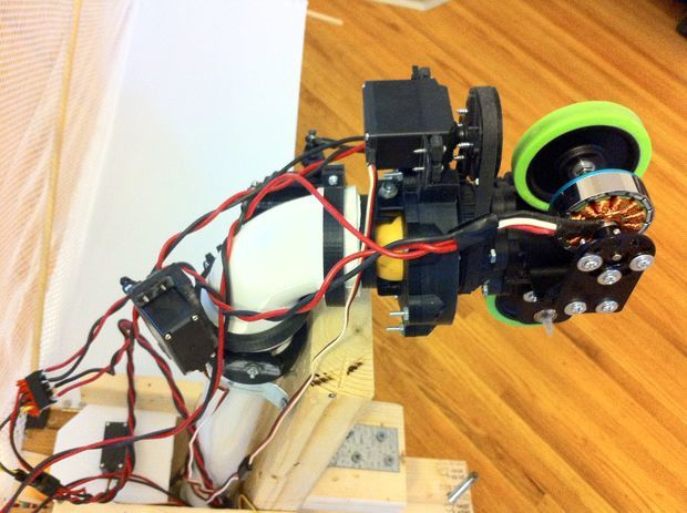 Homemade Table Tennis Robot for ~$230: 4 Steps (with Pictures)