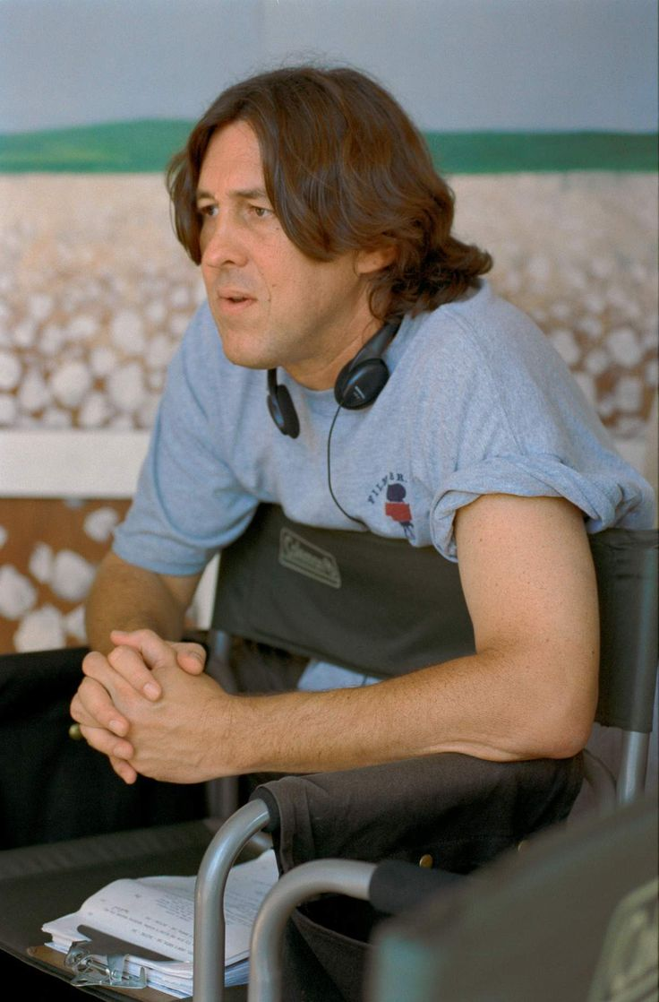 Cameron Crowe (Say Anything, Jerry Maguire, Almost Famous, etc.) http://www.imdb.com/name/nm0001081/