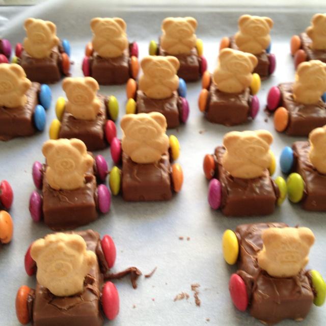 teddy bear picnic symphony orchestra pdf