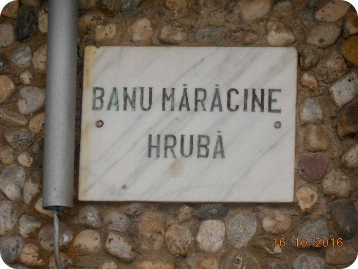 Hruba Banu Maracine
