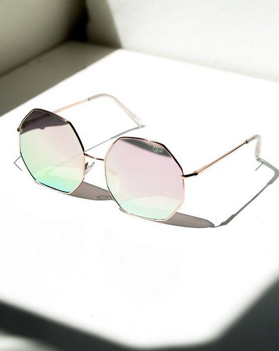 Quay Kiss and Tell Sunglasses $50