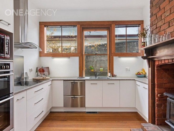 For Sale: 17 Hornsey Avenue, East Launceston | 3Bd, 2Bth, 2Car | Gorgeous renovated 1920's characterful home. Email joshhart@oneagency.com.au #Launceston #1920s #renovation
