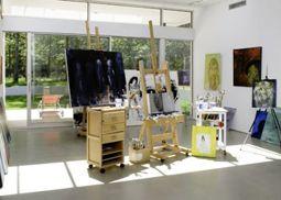 Remodeling Ideas: Home Art Studio | InteriorHolic.com Part 74