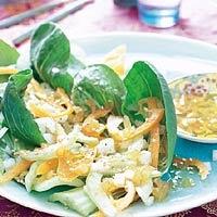 Recept - Salade van paksoi en rettich - Allerhande
