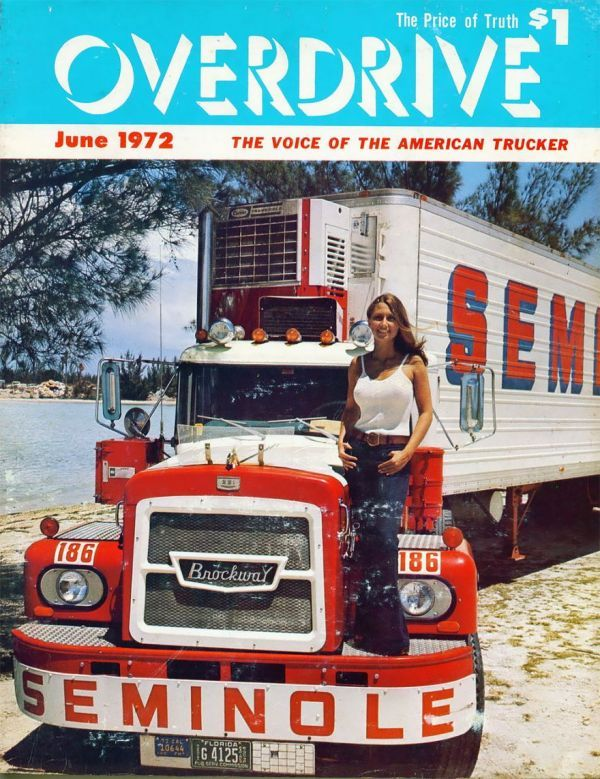 Overdrive Magazine: The Voice Of The American Trucker In The 1970s - Neatorama