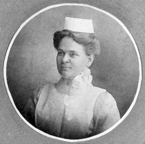 Louisa Linning on her graduation, Marburg, Ipswich, 1907 - Image Courtesy of Picture Ipswich
