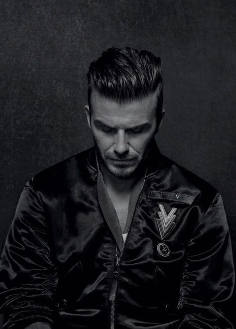 David Beckham, stylish man alive