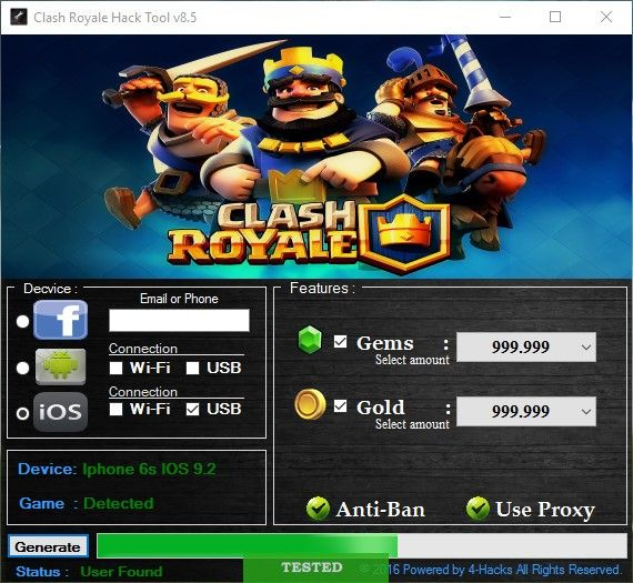 clash royale hack apk for ios