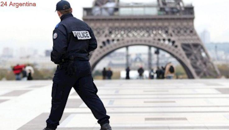 Encuentran explosivos en un operación policial al sur de París