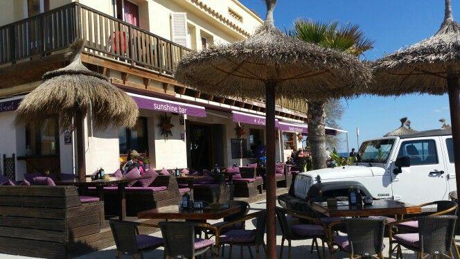 Bar El Sol, Son Serra de Marina