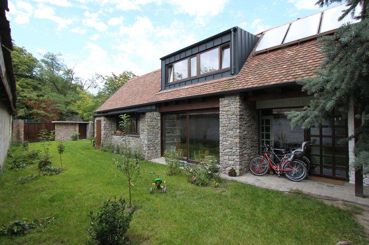 Íme, az Év Háza! Szentendrei ökologikus családi ház nyerte idén az építészeti díjat   Életszépítők