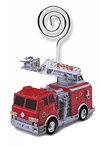 Firefighter Theme placecards