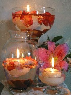 Daily Beautiful Gifts: A Beautiful Candle of Love...