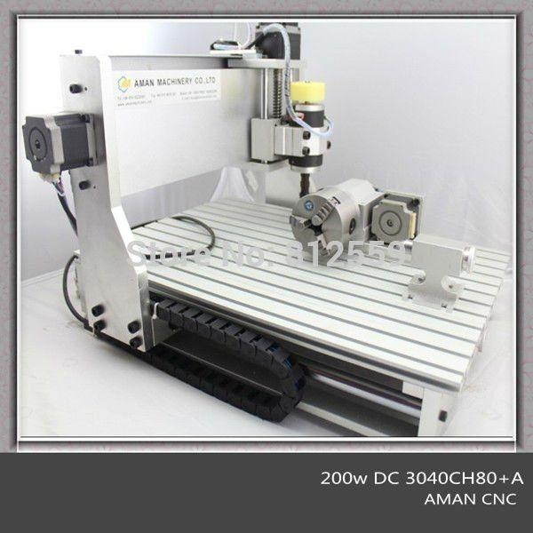 DSP system 3d cnc router machine