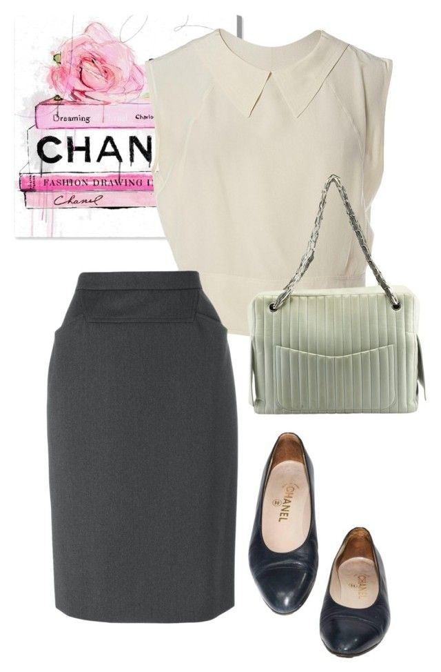 """""""bag"""" by masayuki4499 ❤ liked on Polyvore featuring Chanel"""
