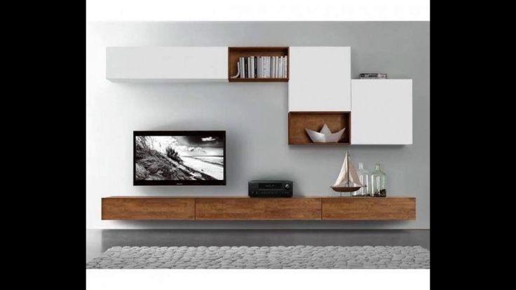 100 IDEAS Zona de Television. ,Modernos, Económicos y Creativos Tendenci...