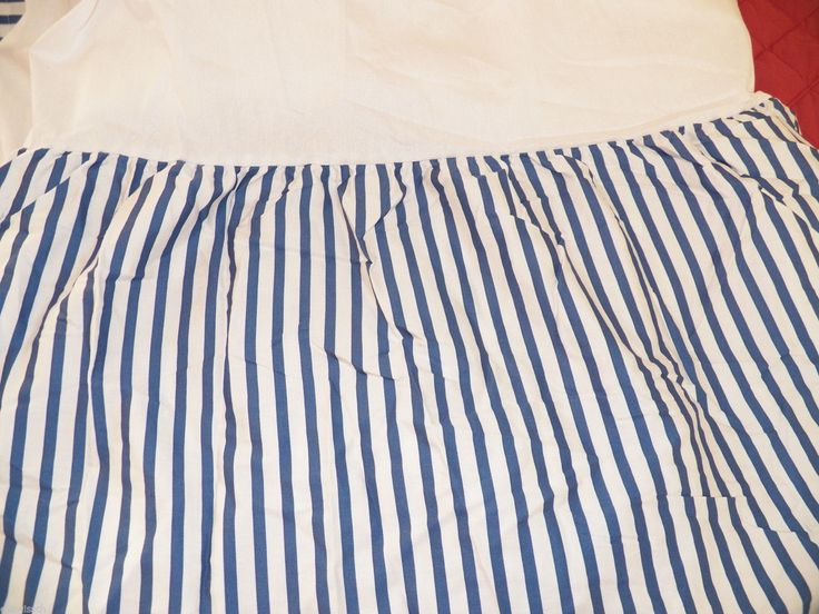 Ralph Lauren Royce Stripe Secretariat Collection Blue