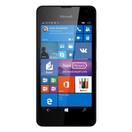 Microsoft Lumia 550 4G 8Gb Black  — 5985 руб. —  Благодаря Windows 10 на Lumia 550 вы получите доступ к великолепным сервисам и приложениям Microsoft, уже знакомым вам по их версиям для компьютера. Благодаря OneDrive вы сможете бесплатно и безопасно хранить документы в облаке и беспрепятственно получать доступ к ним с возможностью редактирования на своем телефоне.Lumia 550 создан для сетей 4G (LTE), поэтому вы сможете передавать данные с ошеломительной скоростью и, как результат, решать…