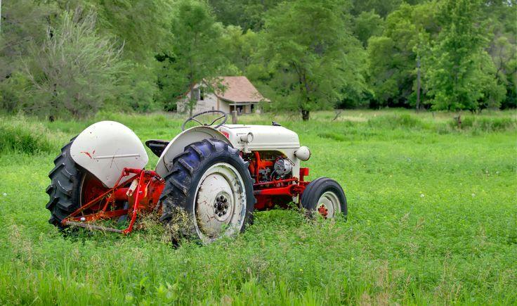 Ec C A Ff B D Cattle Ranch Ford Tractors