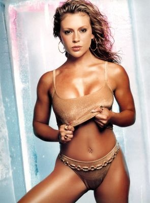 The 38 Hottest Alyssa Milano Photos of All Time