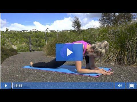Restorative Yoga For Dressage Riders -