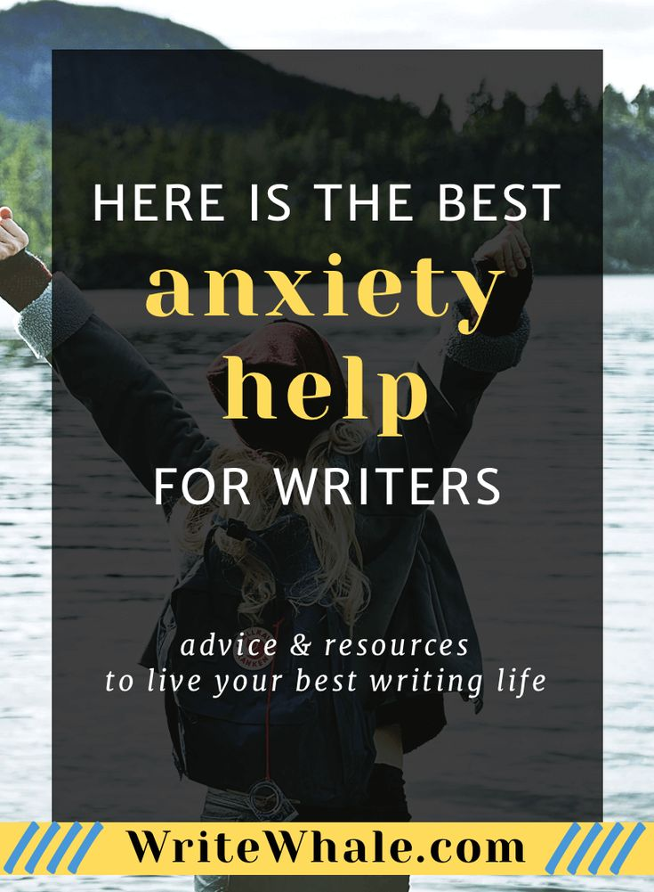 Click through to get the best advice and anxiety help for writers. Grab your free writing worksheet download and build your confidence as a writer. Writing advice | overcome anxiety | writing help | improve writing skills  via @lizrufiange