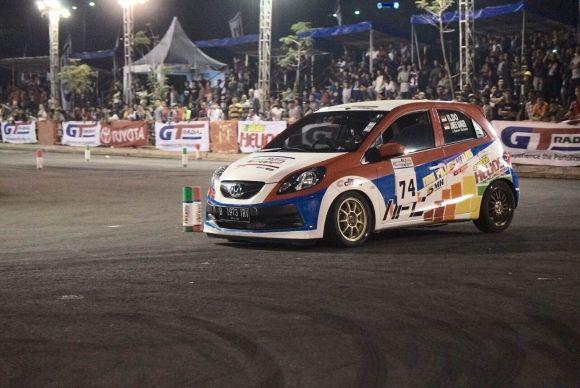 Anjasara TTI Jawara FFA dan ILdo NFT Juara Umum Slalom GT RADIAL INCS BSD City - Event Update - Racing 4 Autonews | 4W Motorsport News