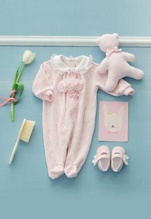 abiti e accessori made in italy abbigliamento neonata battesimo aletta baby bambina