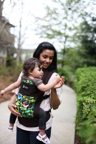 Tweet Boba Carrier....Love this product, used it with my baby girl!! sad she is not little anymore
