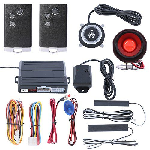Introducing Easyguard Rolling Code Pke Car Alarm System