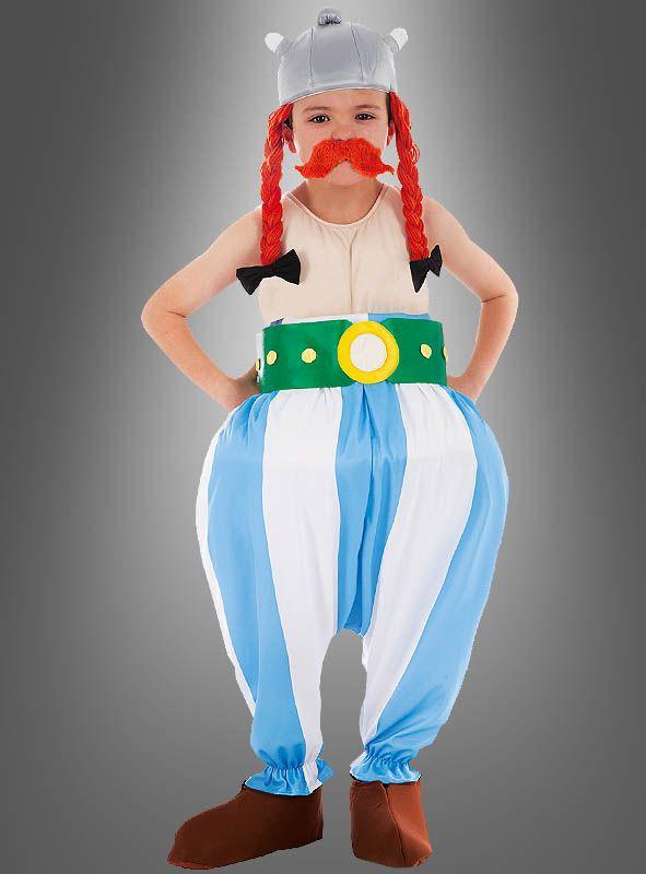 Obelix Kostüm Kinder bei » Kostümpalast.de