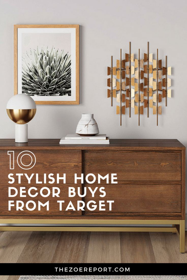 10 Target purchases to instantly upgrade your home.