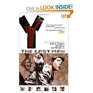 On my list! Y: The Last Man, Vol. 1: Unmanned
