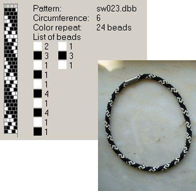 6 beads