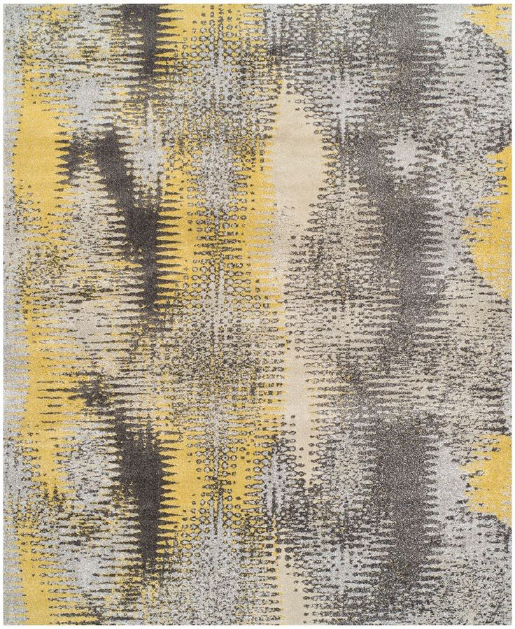Dalyn Neo Grey Vision Graphite 5 3 Quot X 7 7 Quot Area Rug