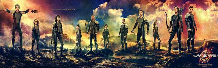 """Assista ao novo trailer do filme """"Jogos Vorazes: Em Chamas"""" http://cinemabh.com/trailers/assista-ao-novo-trailer-do-filme-jogos-vorazes-em-chamas-2"""