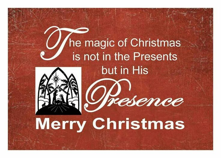 His presence not the presents christmas pinterest for Why is it merry christmas and not happy christmas