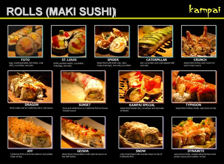Best Sushi Restaurants St Louis