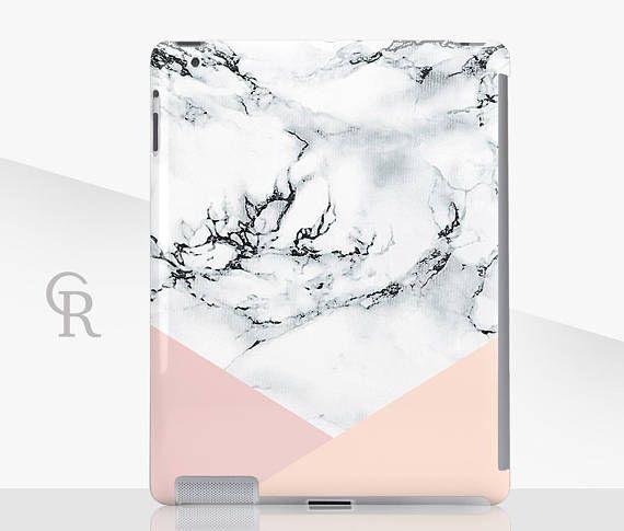 Marble iPad Case For  iPad 2 iPad 3 iPad 4 and iPad Mini