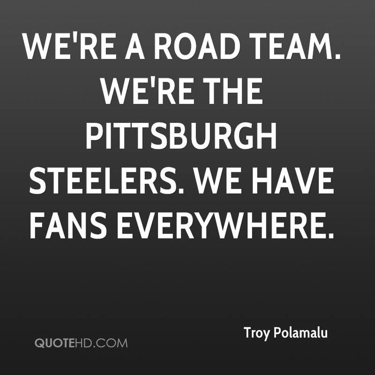 Troy Polamalu Quotes