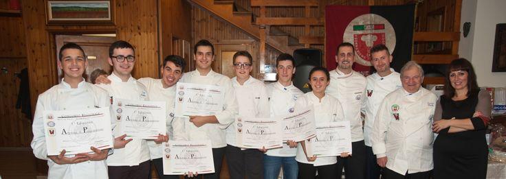 1° Concorso dedicato ai giovani studenti della Valle d'Aosta | Unione Cuochi Valle d'Aosta
