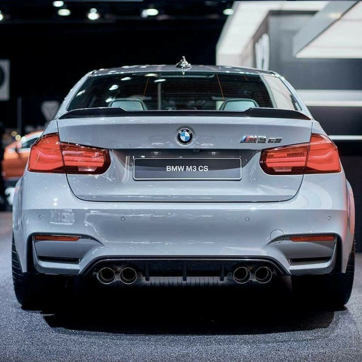Bmw M3 Cs: BMW F80 M3 CS Grey
