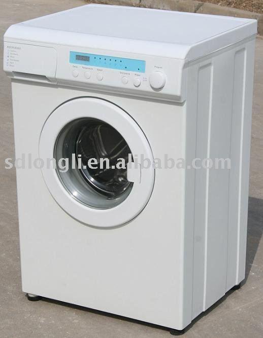 small front loading washing machine